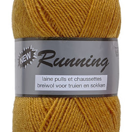 Lammy yarns New running uni 50g