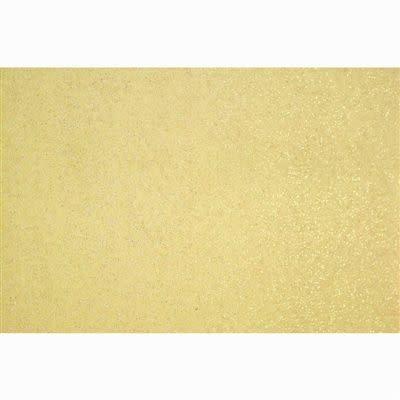 Glittervilt beige A4