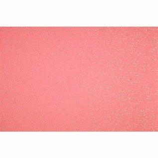 Glittervilt A4 roze