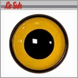 Uilen veiligheid ogen geel