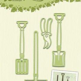 Lea bilitie® Garden tools snij en embossing mal