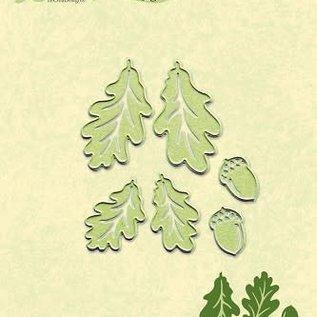 Lea bilitie® autumn leaves snij en embossing mal