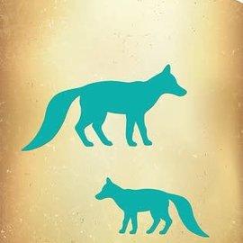 Dies Vintasia animals - Foxes