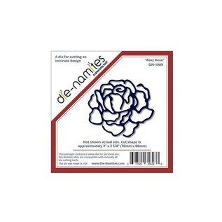 Die-namites rosy rose DN-1009