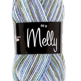 Lammy yarns Melly acryl