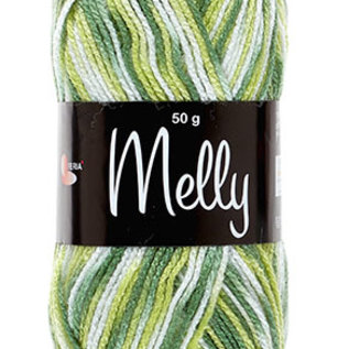 Lammy yarns Melly acryl