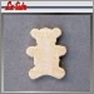 Kraal houten beer