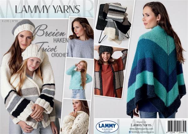 Lammy yarns boekje nr. 59