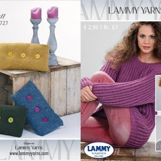 Lammy yarns boekje nr. 67