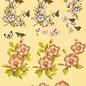 knipvel parra vlinders op bloemtak