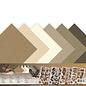 Linnenkarton pakket - 30,5x30,5 Scrap - Amy Design - Wild Animals