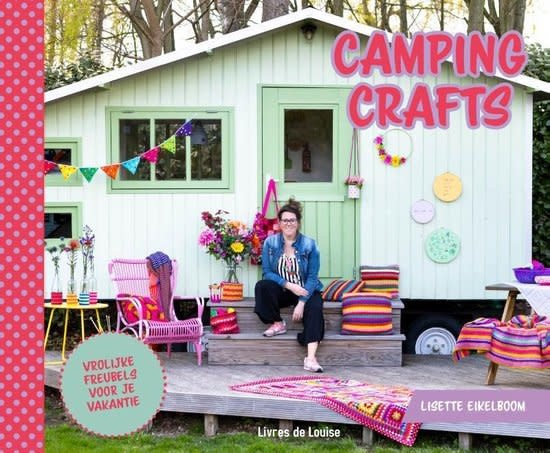 Camping Crafts Lisette Eikelboom
