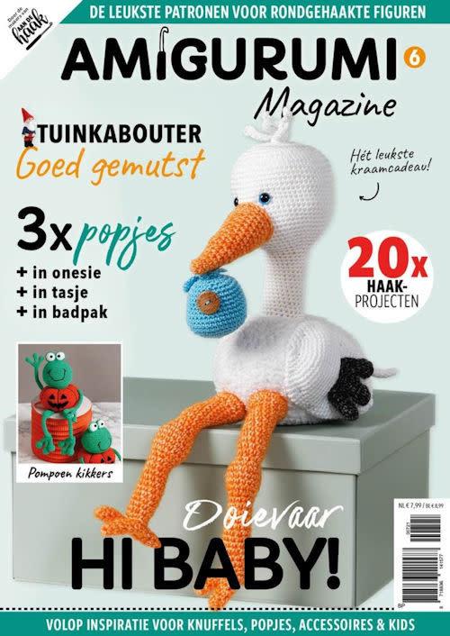 Aan de Haak special - Amigurumi magazine 6