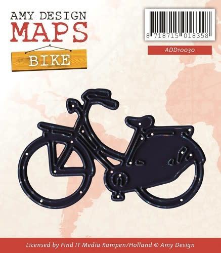 Die - Amy Design - Maps - Bike