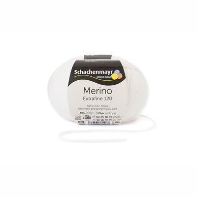 Schachenmayr SMC merino Extrafine 120