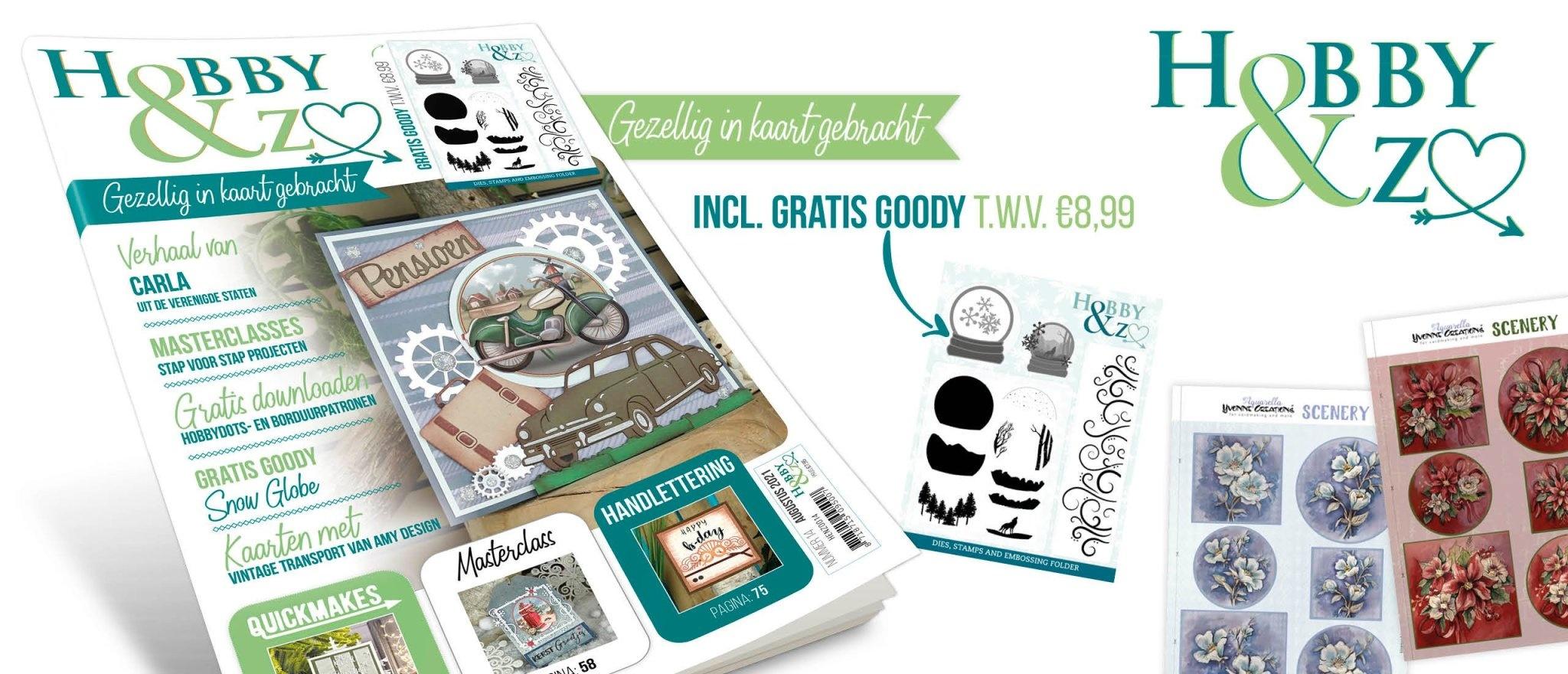Hobby&Zo nr 14 (incl. Goody)