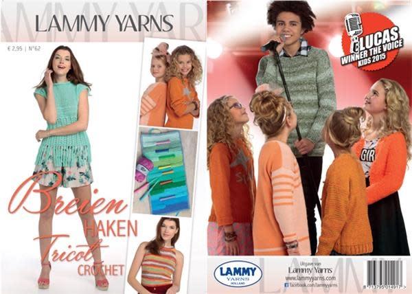 Lammy yarns boekje 62
