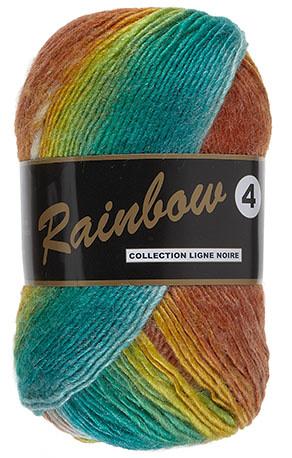 Lammy yarns Rainbow 4