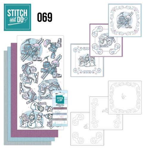 Stitch and Do 69 - Winter