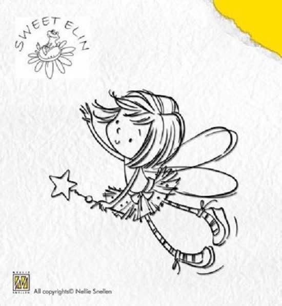 Stempel sweet eline star