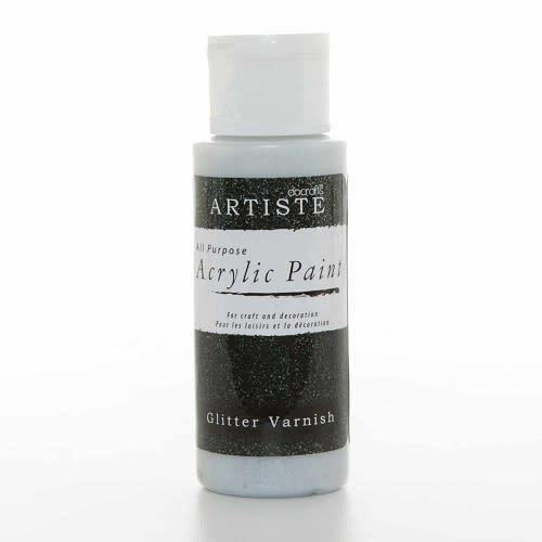 Speciality Medium (2oz) - Glitter Varnish