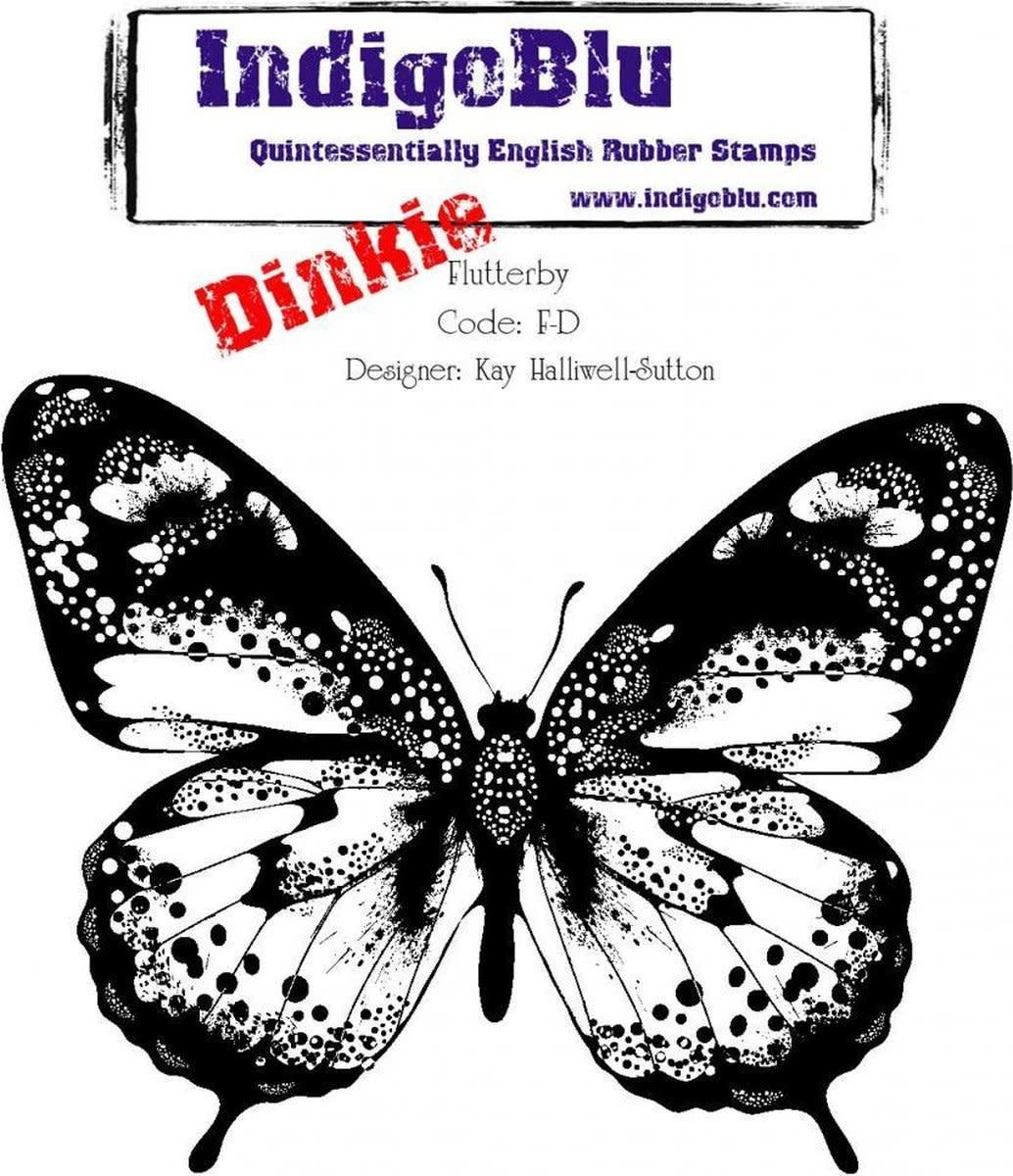 IndigoBlu Dinkie flutterby