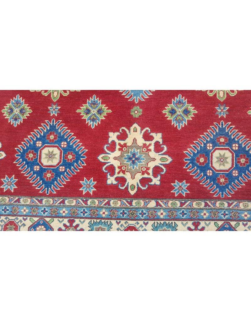 ZARGAR RUGS Handgeknüpft wolle kazak teppich  301x245 cm  Orientalisch teppichboden