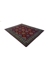 ZARGAR RUGS Handgeknoopt kazak tapijt  301x245 cm  oosters kleed vloerkleed