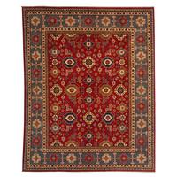 Handgeknüpft wolle kazak teppich  305x244 cm   Orientalisch teppichboden
