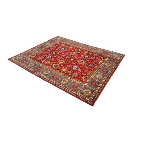 Handgeknoopt kazak tapijt  305x244 cm    oosters kleed vloerkleed
