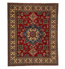 ZARGAR RUGS Hand knotted  9'11 x 8'4   wool kazak area rug   304x254 cm  Oriental carpet