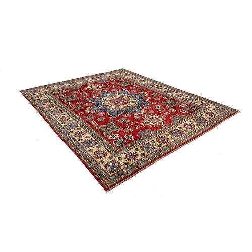 Handgeknüpft wolle kazak teppich 304x254 cm    Orientalisch teppichboden
