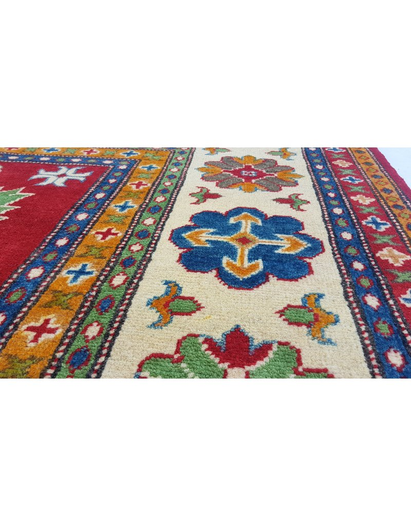 ZARGAR RUGS Handgeknüpft wolle kazak teppich 300x254 cm    Orientalisch  teppich