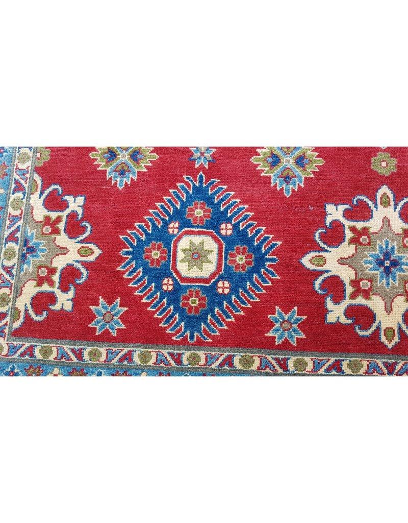 ZARGAR RUGS Handgeknüpft wolle kazak teppich 302x245 cm Orientalisch  teppich