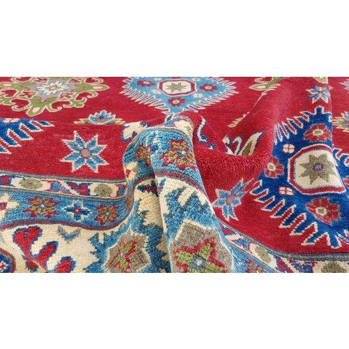 Handgeknüpft wolle kazak teppich 302x245 cm Orientalisch  teppich
