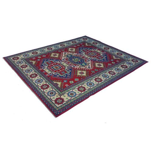 Handgeknüpft wolle kazak teppich  305x249 cm Orientalisch  teppich