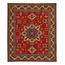 ZARGAR RUGS  Handgeknoopt kazak tapijt 292x245cm  oosters kleed vloerkleed