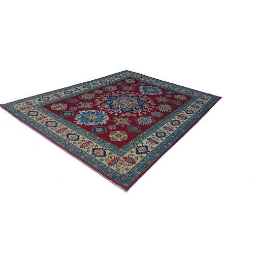 Handgeknoopt kazak tapijt 317x245cm  oosters kleed vloerkleed
