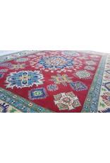 ZARGAR RUGS Hand knotted  10'4 x 8'   wool kazak area rug 317x245cm  Oriental carpet