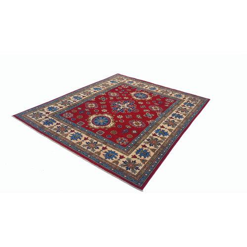 Handgeknüpft wolle kazak teppich 295x247cm  Orientalisch  teppich