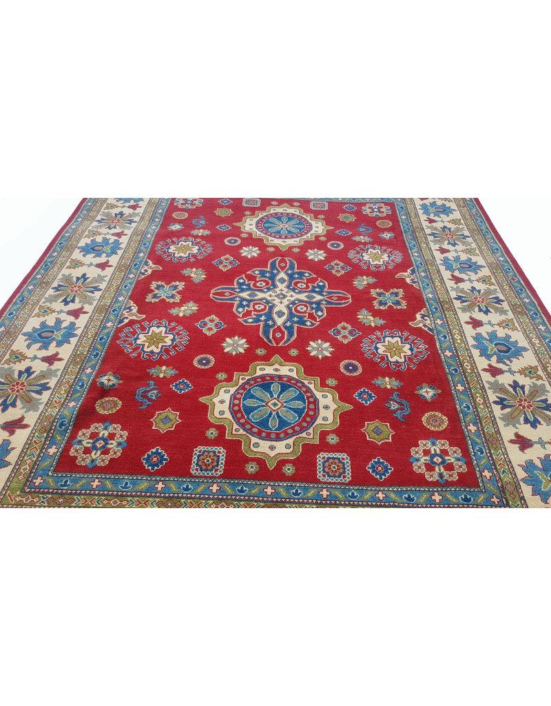 ZARGAR RUGS Handgeknüpft wolle kazak teppich 295x247cm  Orientalisch  teppich