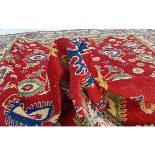 Handgeknüpft wolle kazak teppich 304x245 cm Orientalisch  teppich