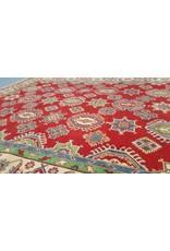 ZARGAR RUGS Handgeknüpft wolle kazak teppich 307x255 cm   Orientalisch  teppich