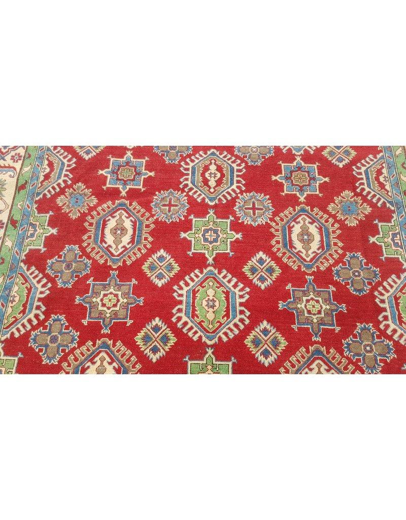 ZARGAR RUGS  Handgeknoopt kazak tapijt  307x255 cm  oosters kleed vloerkleed