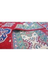 ZARGAR RUGS Hand knotted  10' x 8'   wool kazak area rug  306x246 cm   Oriental carpet