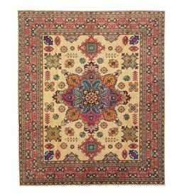 ZARGAR RUGS Hand knotted  9'8 x 8'4  wool kazak area rug   295x255 cm   Oriental carpet
