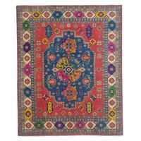 Handgeknüpft wolle kazak teppich 304x244cm   Orientalisch  teppich