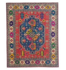 ZARGAR RUGS Handgeknüpft wolle kazak teppich 304x244cm   Orientalisch  teppich