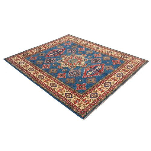 Handgeknüpft wolle kazak teppich  293x247 cm Orientalisch  teppich
