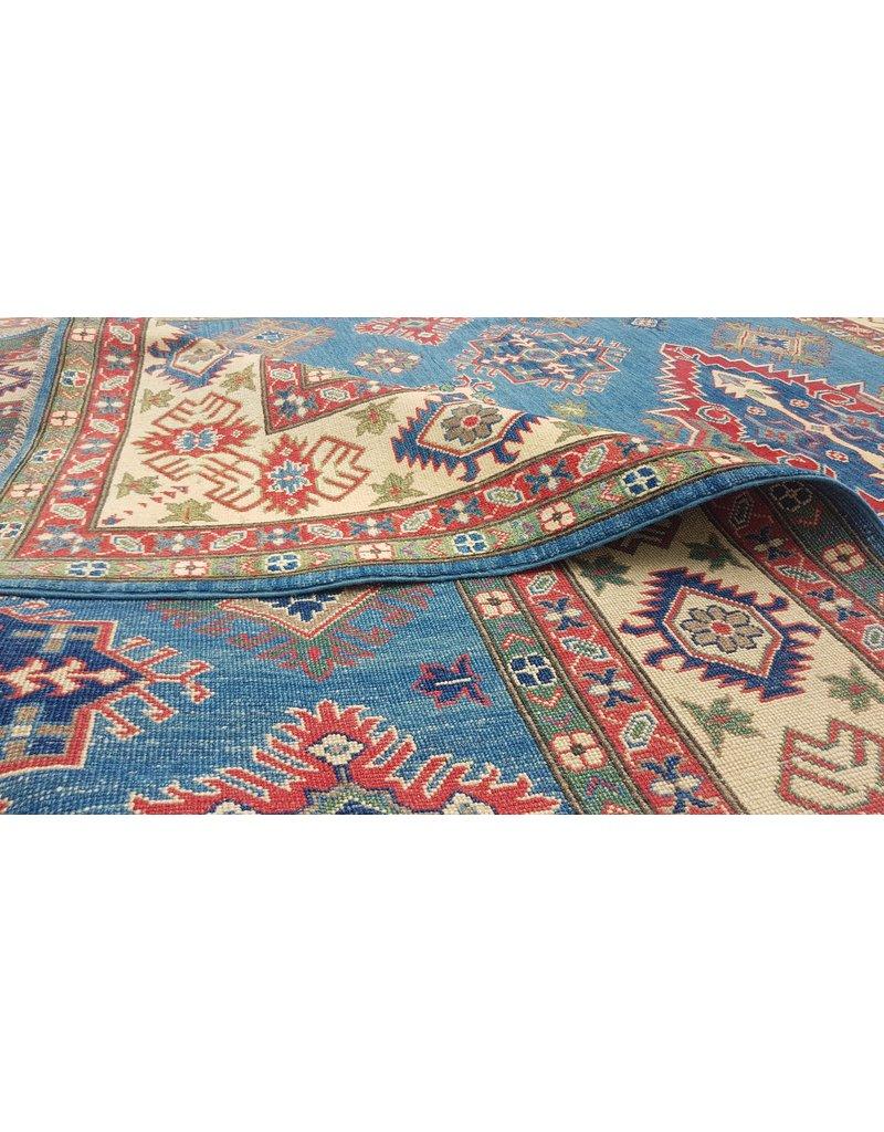ZARGAR RUGS Handgeknüpft wolle kazak teppich  293x247 cm Orientalisch  teppich